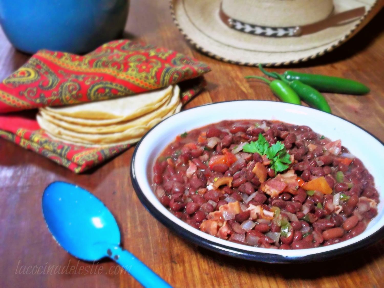 Frijoles Charros / Rancheros {Cowboy Beans} #SundaySupper ...