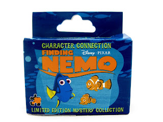 Finding Nemo Character Connection Limited Edition Mystery Pin Collection