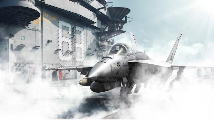 Boeing FA 18EF Super Hornet