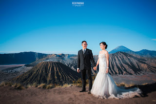 Mount Bromo tour package for Pre-Wedding Photography