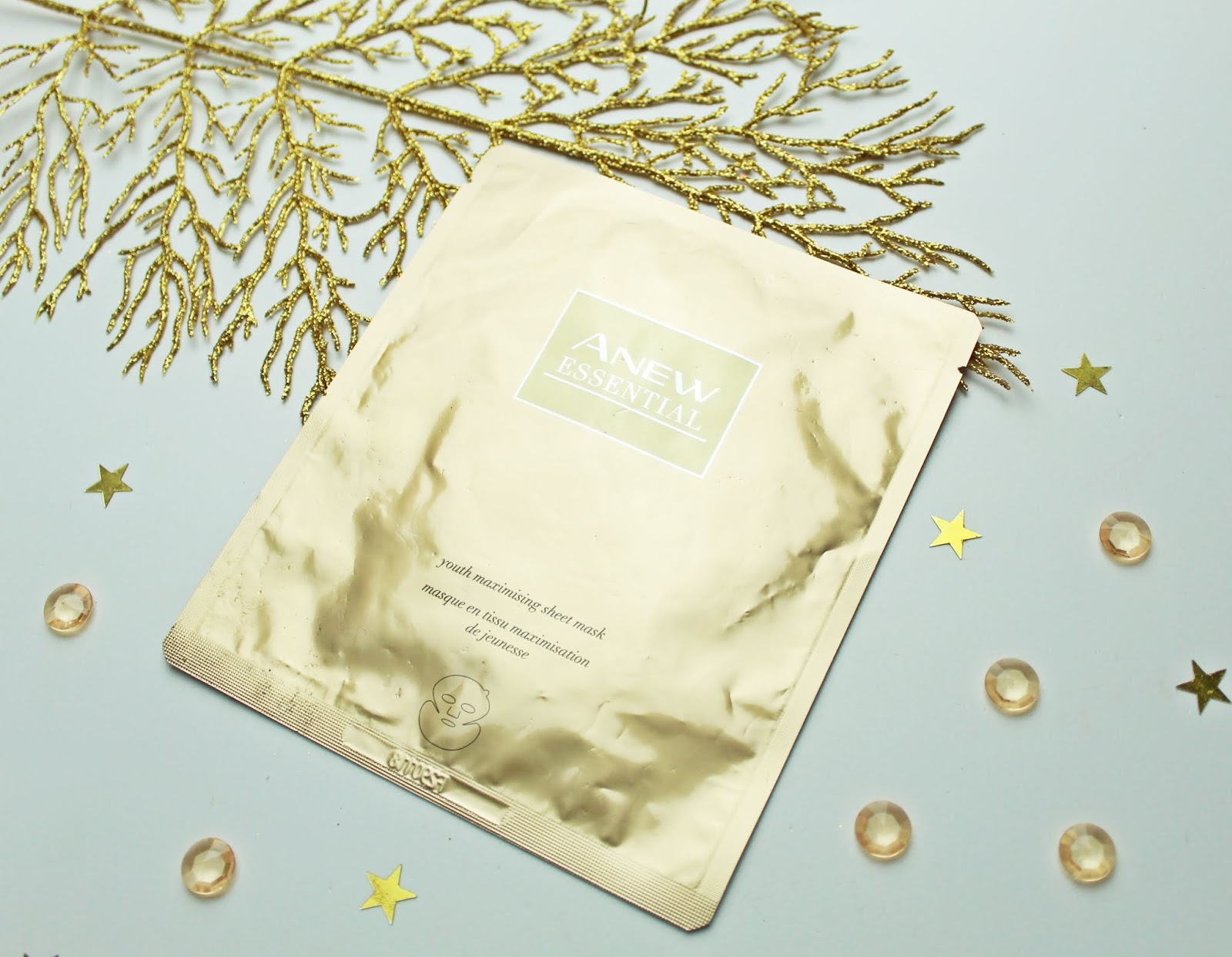 Avon Anew EssencialYouth Maximising Sheet Mask