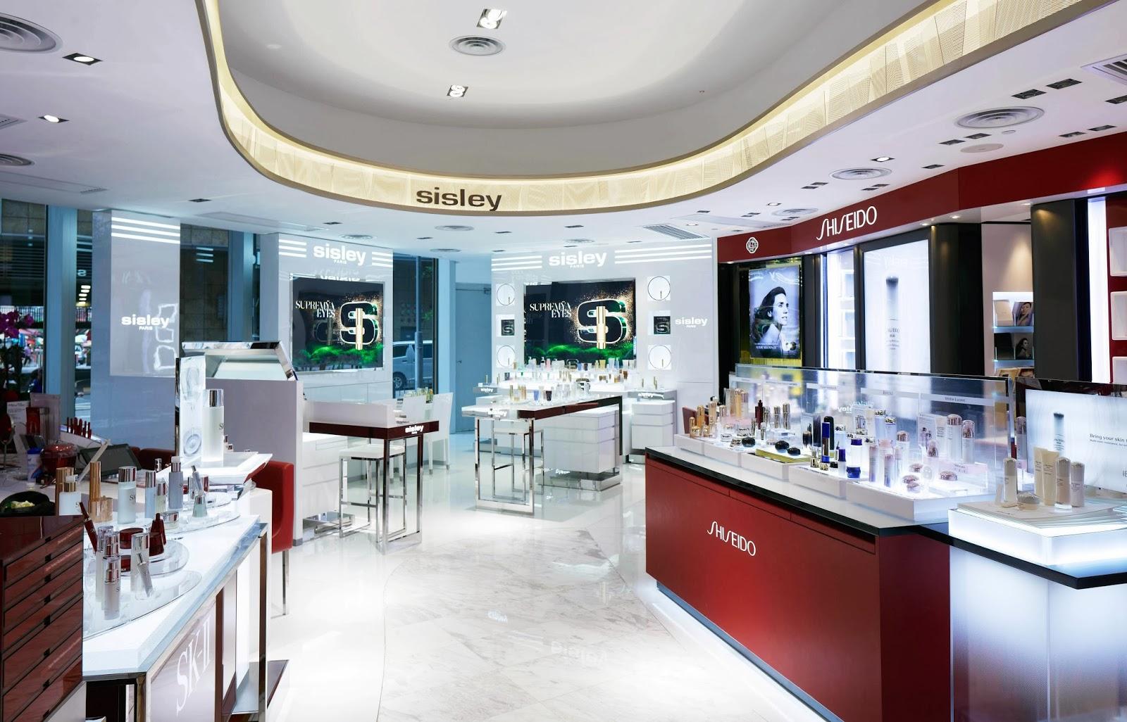 母后: (新聞稿)嶄新一站式化妝美容概念店 BEAUTY AVENUE進駐旺角朗豪坊