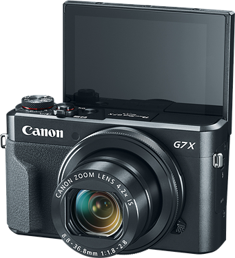 Review Canon PowerShot G7 X Mark II