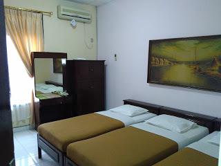 Hotel Borobudur Bungur Jakarta