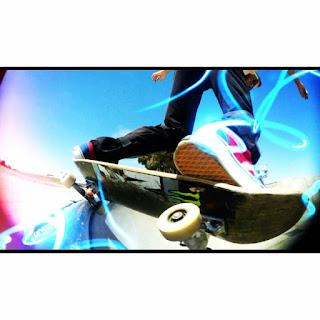 Adelaide Skateboarding Mark Jansen