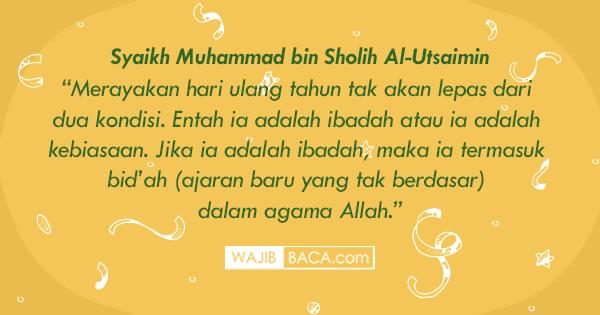 Doa Ulang Tahun Islami yang Terbaik untuk Diri Sendiri, Anak, Suami dan Pernikahan