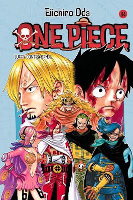 """Reseña de """"One Piece"""" (ワンピース) vol.84 de Eiichiro Oda - Planeta Cómic"""