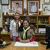 Scout Karla Patricia Sandoval Capetillo, presidenta del DIF Yucatán por un día