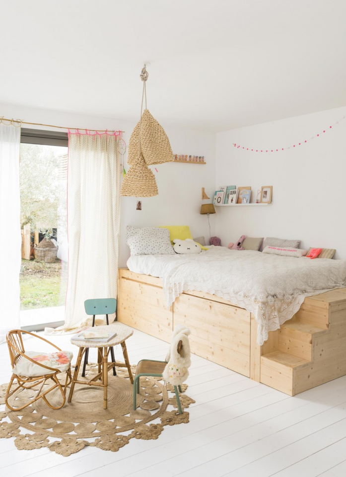 What a beautiful kid's space! - design addict mom
