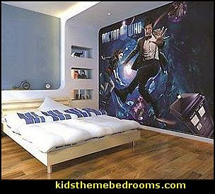 Decorating Theme Bedrooms Maries Manor Doctor Who