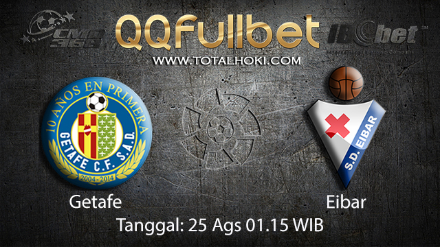 Prediksi Bola Jitu Getafe vs Eibar ( Spanish La Liga )