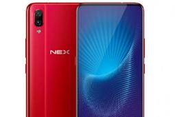 Harga vivo NEX A Keluaran Terbaru, Ponsel Dua Kamera 12 MP, Mesin Octa-core RAM 6 GB