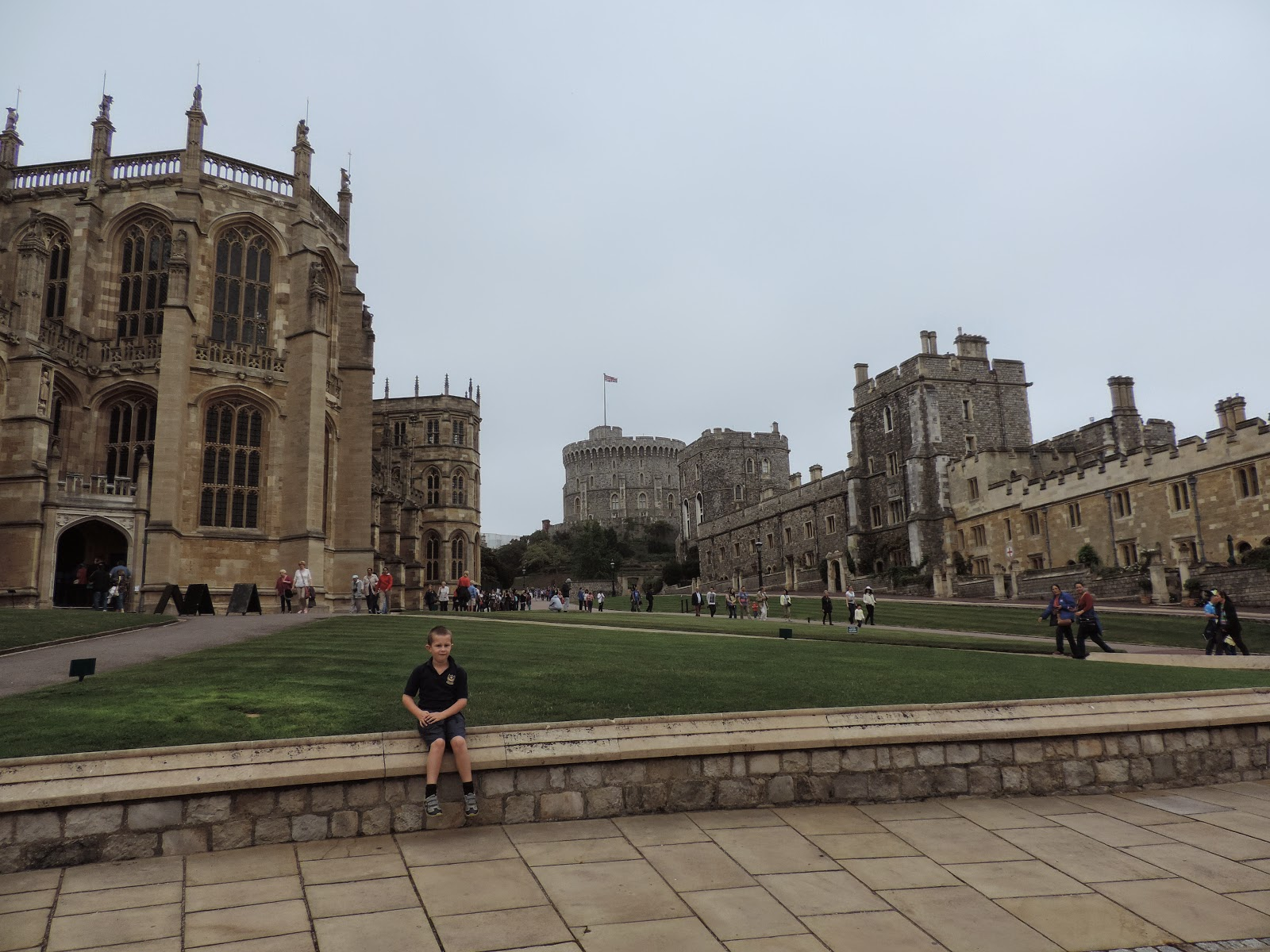 st georges chapel windsor castle medieval home of kings