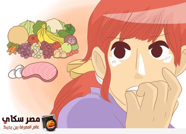 لماذا تزداد شهية المرأة قبل الدورة الشهرية ؟