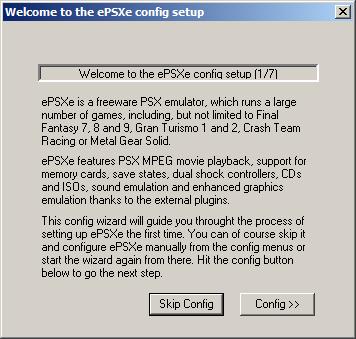 Hướng Dẫn Giả Lập Playtation Bằng ePSXE