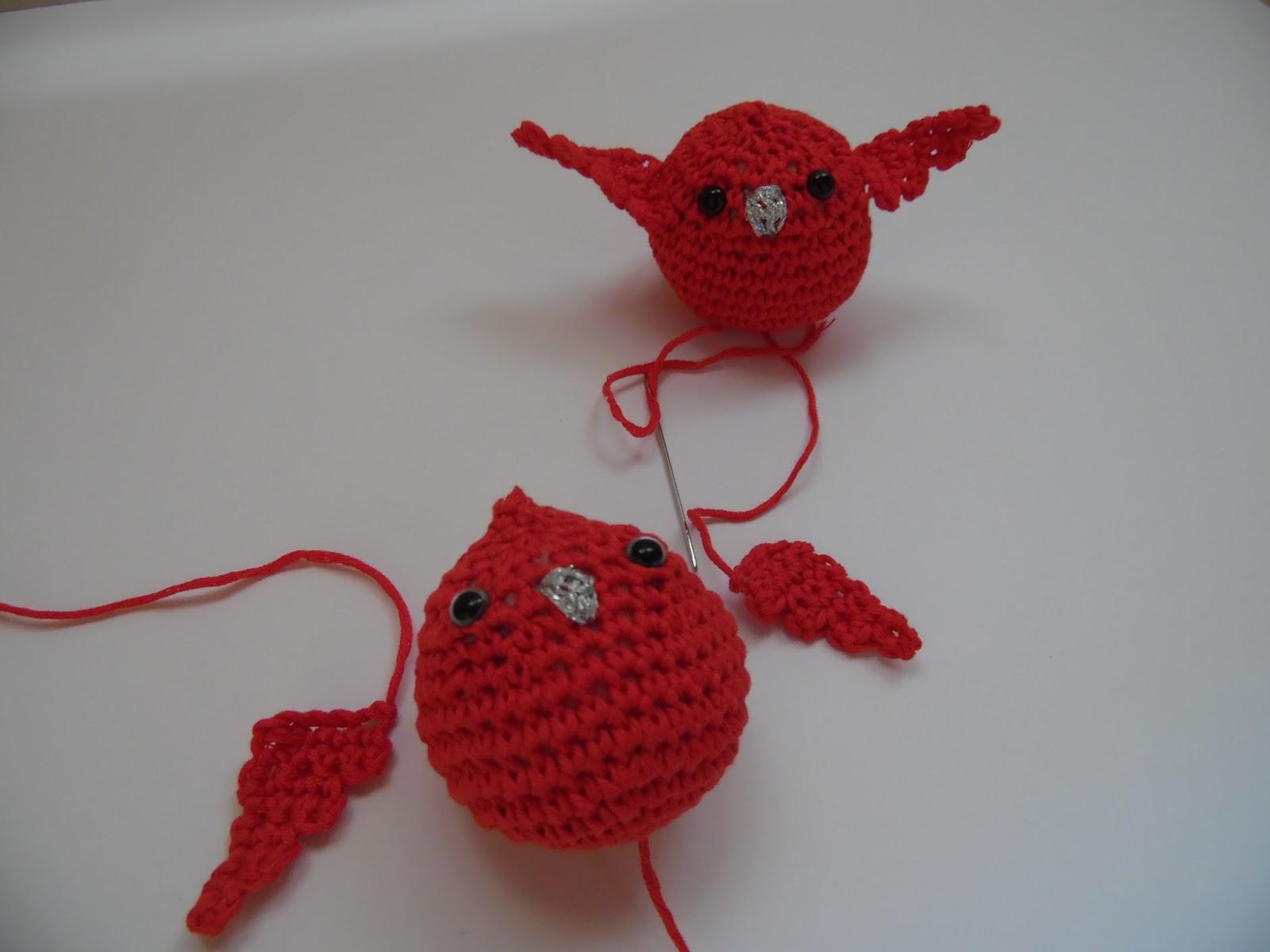 #7B161B Coton Et Gourmandises: Tuto Décoration De Noël : L'oiseau  6097 décoration de noel tuto 1600x1200 px @ aertt.com