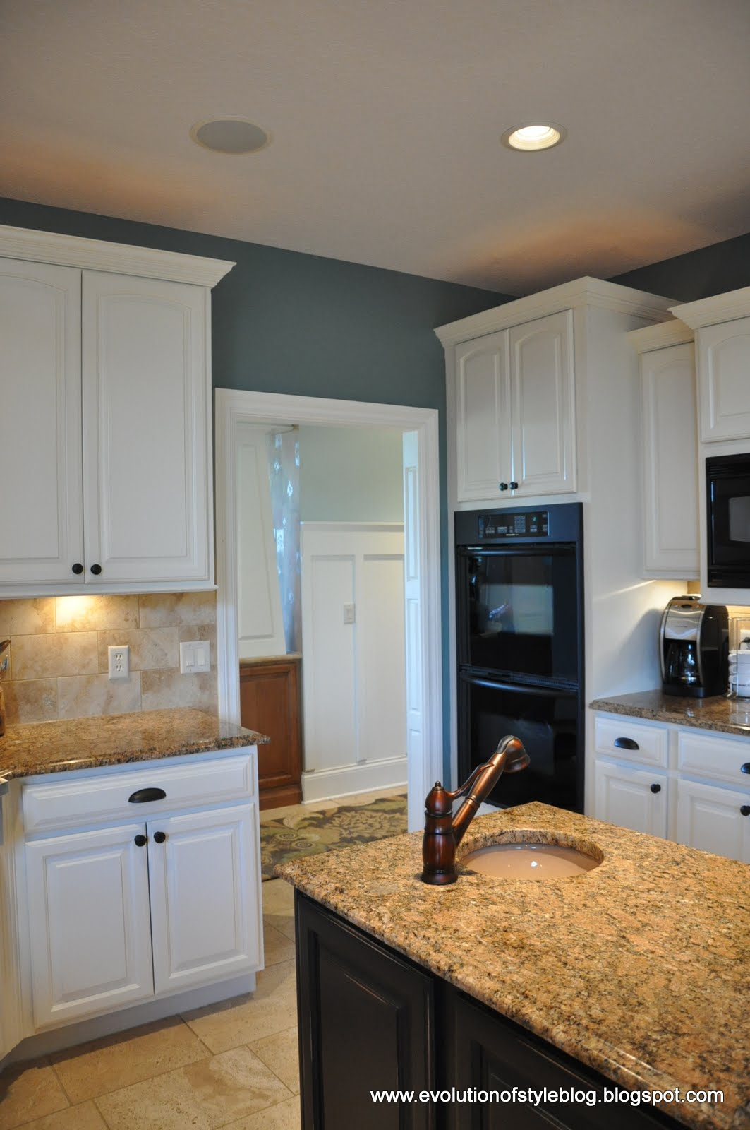 How to Paint Your Kitchen Cabinets (like a pro) - Evolution of Style