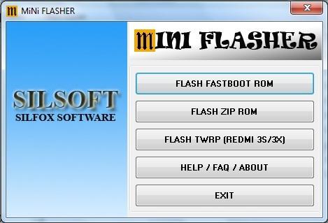 Sudah Pernah Coba Flashing Rom Xiaomi Miui 8 Menggunakan Tool Flasher Recpvery Zip? Admin Sertakan Tutorial Cara Menggunakannya