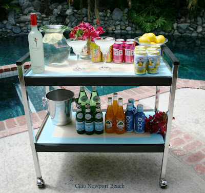 DIY_drink_cart