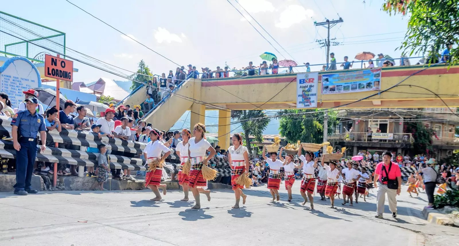 Mountain Province 13th Lang-Ay Festival Street Dancing No Loading.j
