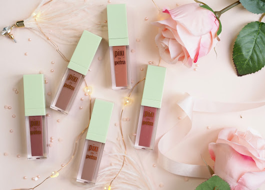 The perfect liquid lip formula - MatteLast Liquid Lips by Pixi Beauty