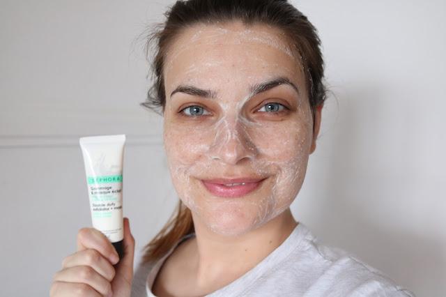 Gommage & masque éclat de Sephora Collection, un petit produit bien sympa !