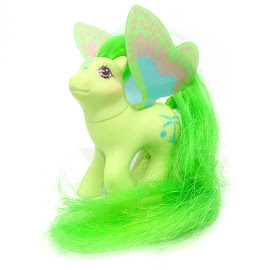 MLP Cool Breeze Year Seven Windy Wing Ponies G1 Pony