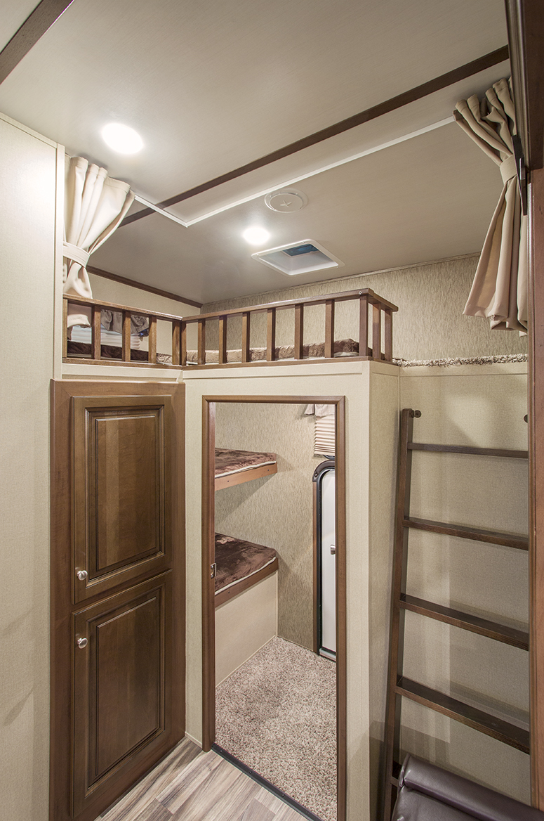 Denali continues to innovate rv trader insider for Rv with loft