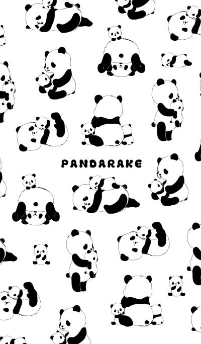 PANDARAKE. ver.Parent and child