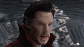 doctor strange official trailer 2 watch online