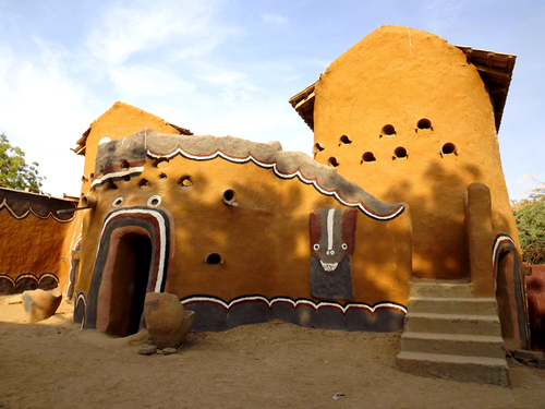 african architecture traditional village africa ancient chad houses buildings homes djamena pottery building community mali patterns known eastern middle vernacular