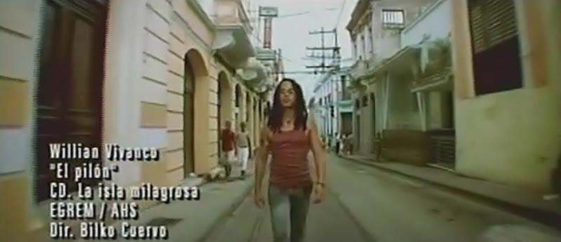 William Vivanco - ¨El Pilón¨ - Videoclip - Dirección: Bilko Cuervo. Portal Del Vídeo Clip Cubano - 09