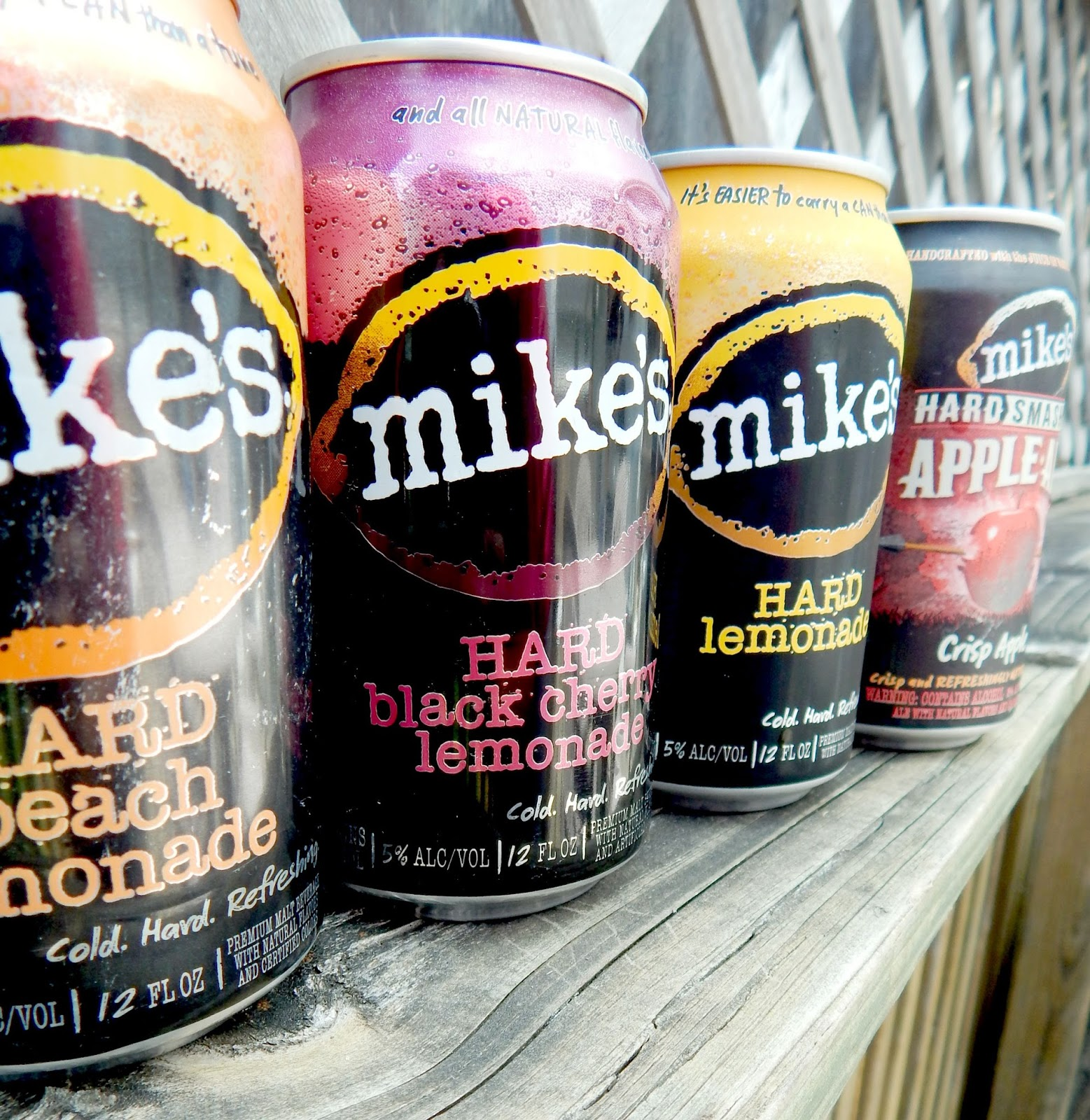 Ally's Sweet and Savory Eats: Mike's Hard Lemonade Boot ...