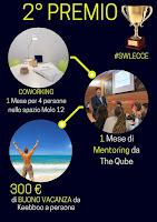 Secondo premio Startup Weekend Lecce