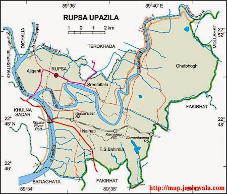 BD Maps - Archive of all kind of Bangladeshi map