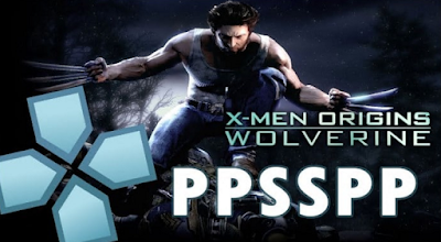 Download X Men Origins Wolverine ISO/CSO PSP PPSSPP Terbaru For Android High Compress