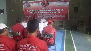 Ono Minta PDIP Kab Cirebon Menangkan Jokowi - Ma'ruf Amin