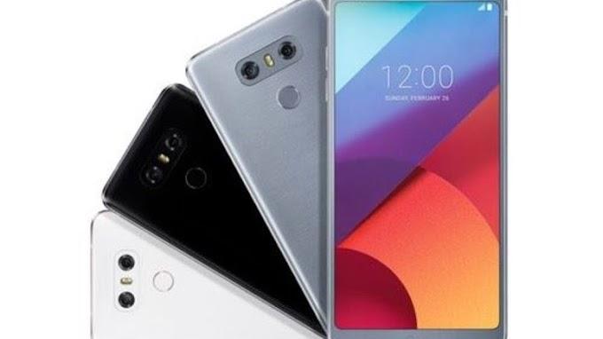 LG G6 Teknik Özellikleri