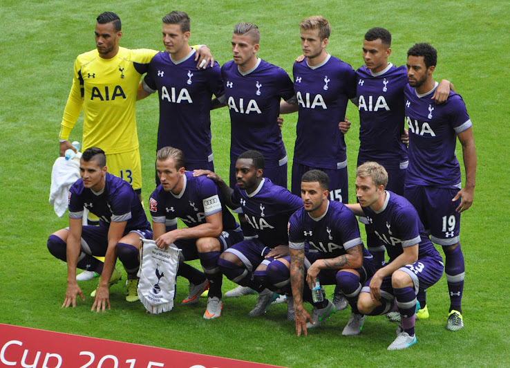 cb391217eda58 The new Under Armour Tottenham Hotspur 15-16 Third Kit is purple with grey  details, continuing the long history of purple Tottenham Hotspur Kits.
