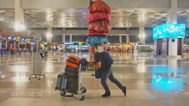 Bandara Soekarno Hatta, Jakarta