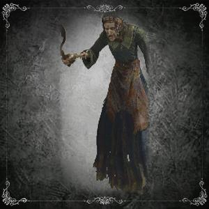 Hemwick Grave Woman (Sickle)