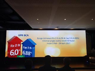 Promo KPR Fix and Cap BCA