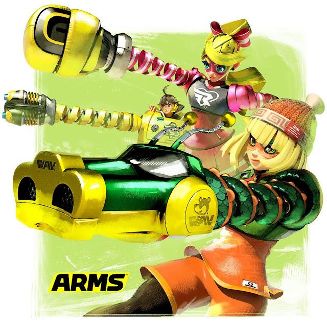 Compartida una nueva ilustración de parte del equipo de desarrollo de ARMS