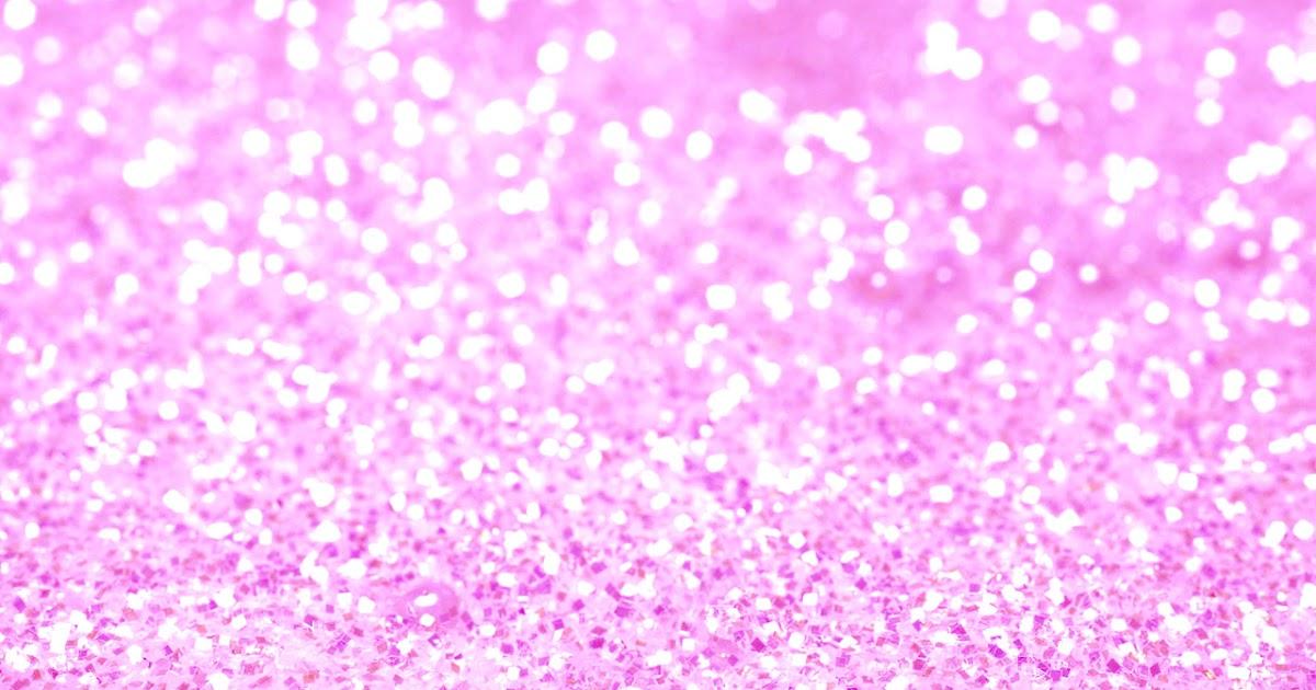 Pink And Blue Glitter Wallpaper