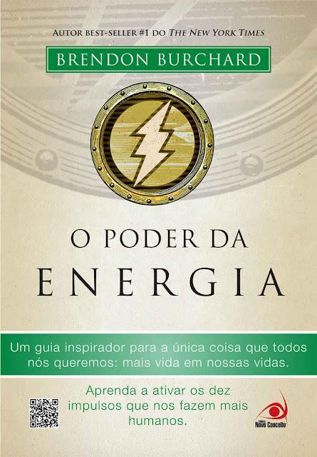 O poder da energia - Brendon Burchard