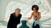 Doctor Who Season 10 Peter Capaldi and Pearl Mackie Image 2 (4)