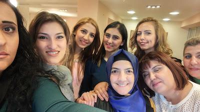 29 Ekim Lerzan Karadanlı Blogger Etkinliği