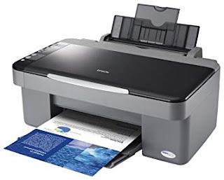 Epson Stylus DX4000 Printer Multifunction
