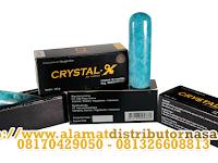Natural Crystal X - Rahasia Wanita Bebas Keputihan dan Bau Tidak Sedap di Area Kewanitaan