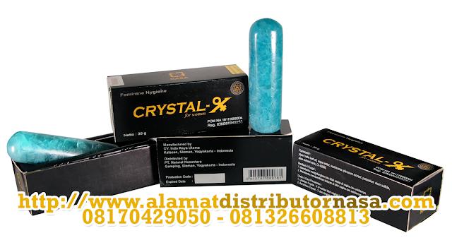 Alamat Agen Crystal X, Pasta Gigi Nasa dan Produk Kesehatan NASA di Tanah Grogot, Paser, Kalimantan Timur